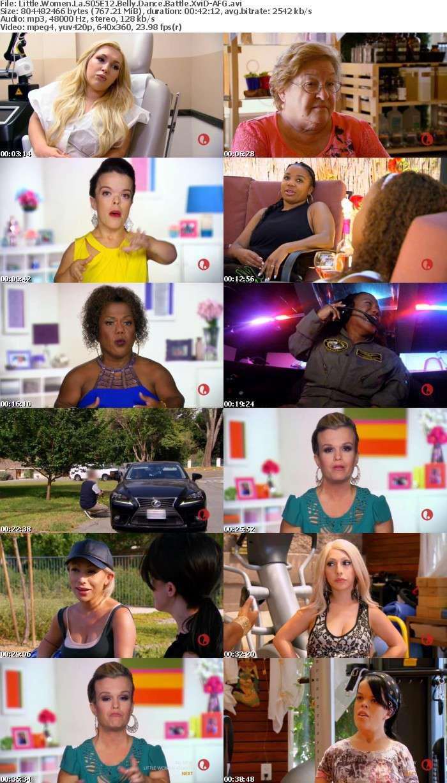 Little Women La S05E12 Belly Dance Battle XviD-AFG