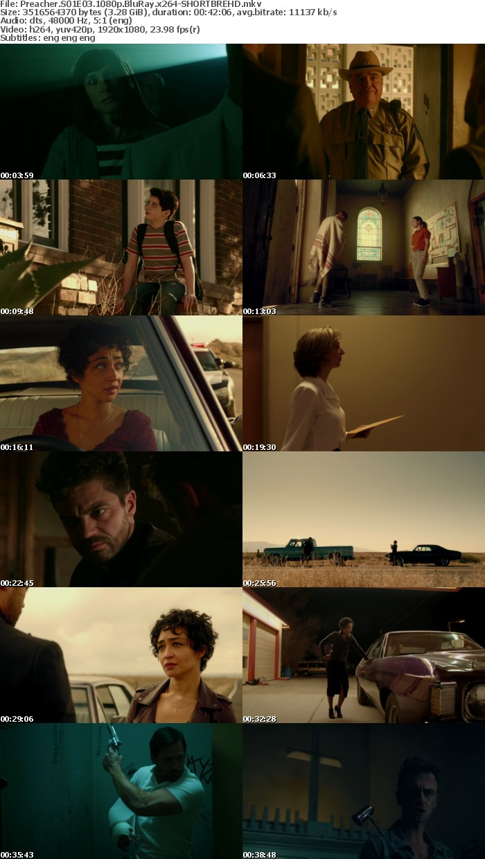 Preacher S01 1080p BluRay x264