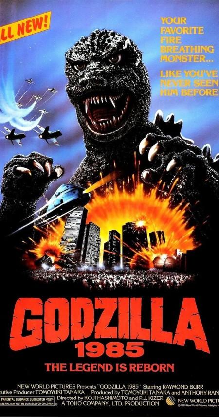 The Return Of Godzilla 1984 1080p BluRay x264-FUTURiSTiC