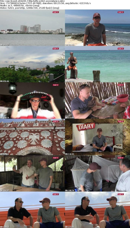 Raw Travel S02E03 720p HDTV x264-ASCENDANCE