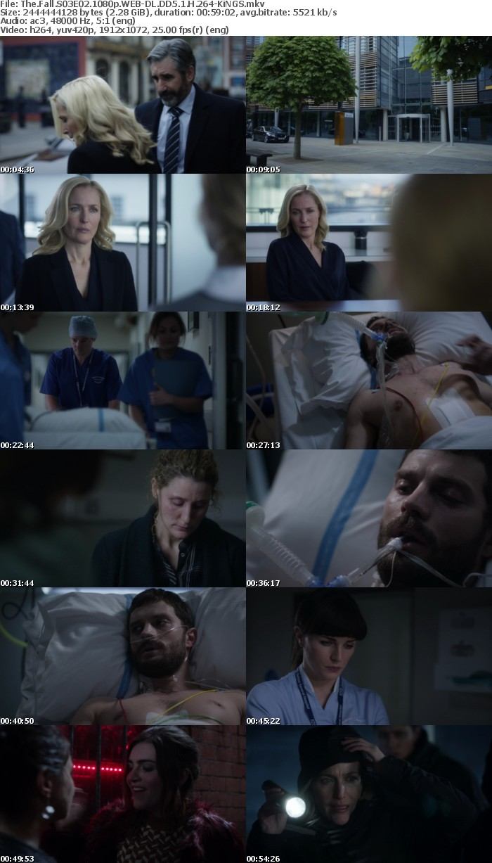 The Fall S03E02 1080p WEB DL DD5 1 H 264 KiNGS
