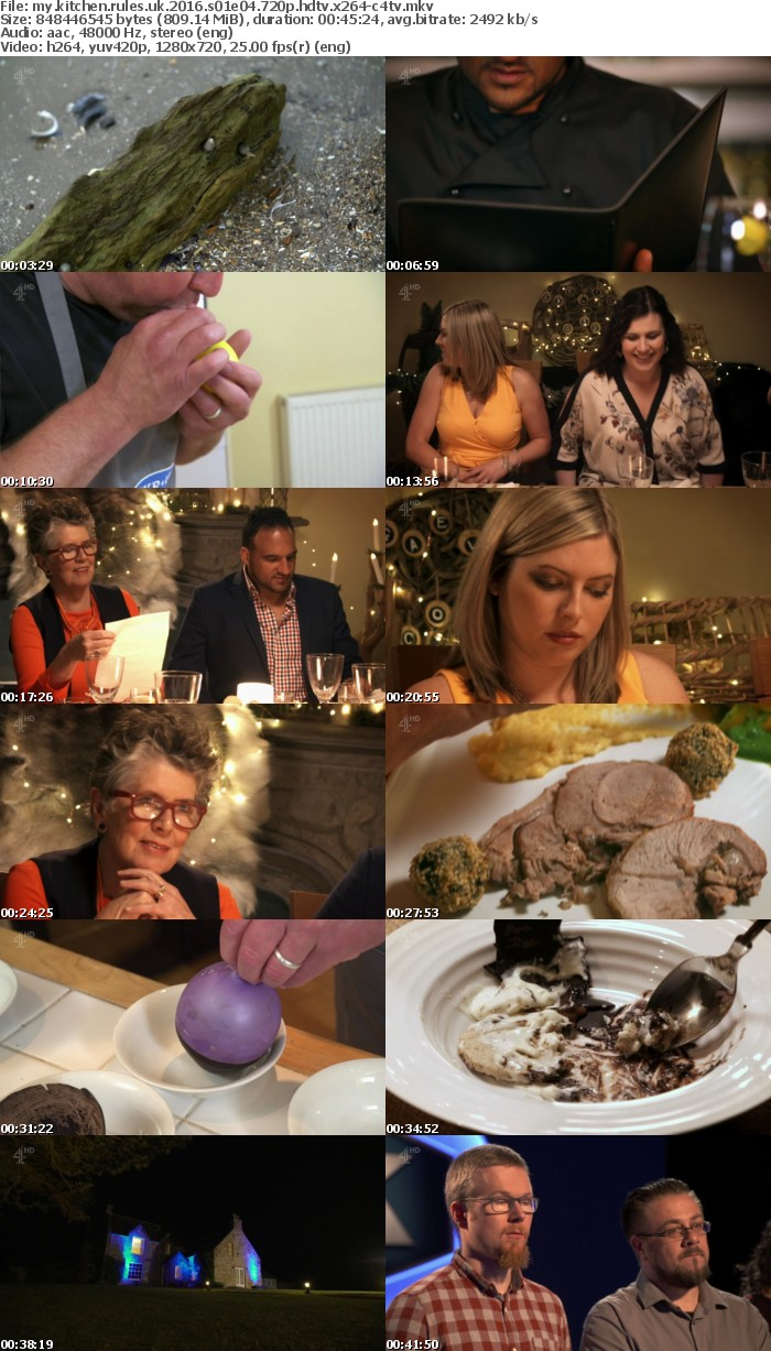 My Kitchen Rules UK 2016 S01E04 720p HDTV x264-C4TV