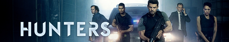 Hunters S01E01 The Beginning and the End 1080p WEB DL DD5 1 H 264 CS