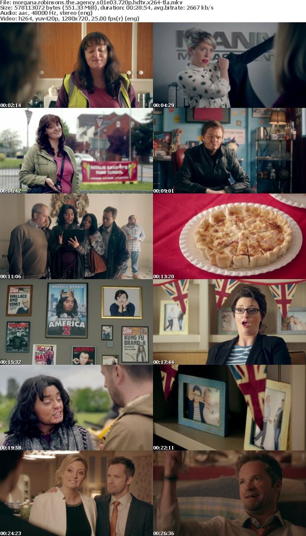 Morgana Robinsons The Agency S01E03 720p HDTV x264A