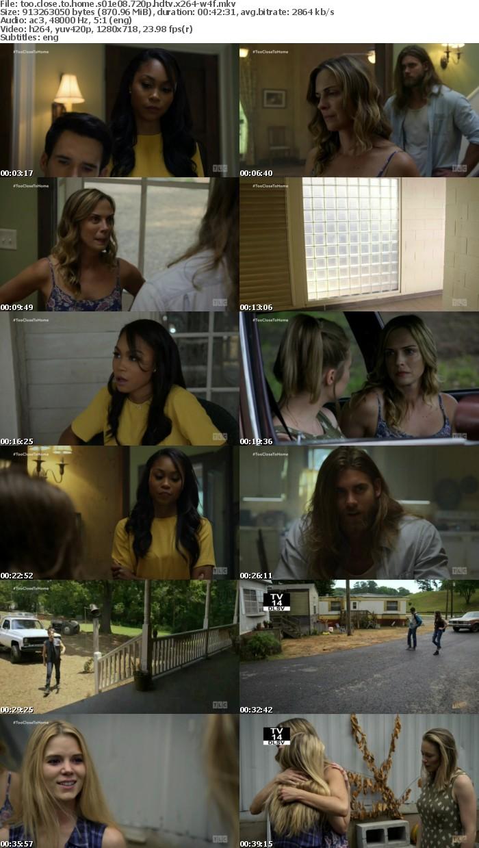 Too Close To Home S01E08 720p HDTV x264-W4F