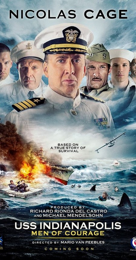 USS Indianapolis Men of Courage 2016 HDRip XviD AC3-iFT