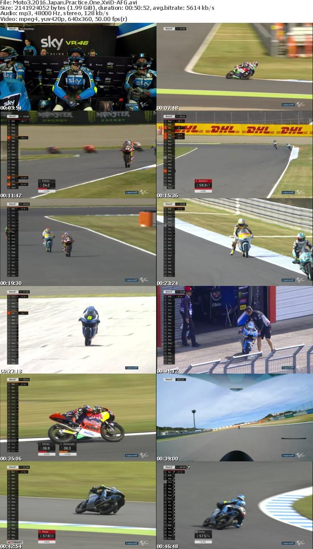 Moto3 2016 Japan Practice One XviD-AFG