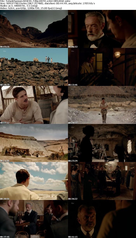 Tutankhamun S01E01 720p HDTV x264-ORGANiC