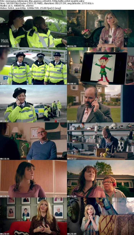 Morgana Robinsons The Agency S01E04 720p HDTV x264-MORiTZ