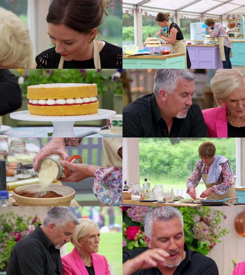 The Great British Bake Off S07e10 720p Hdtv X264 C4tv