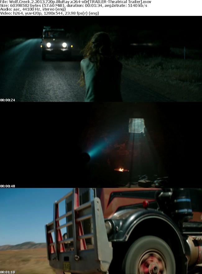 Wolf Creek 2 2013 720p BluRay x264-x0r