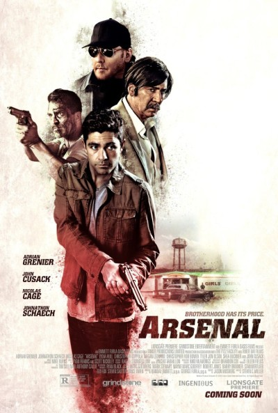 Arsenal (2017) Hdrip Xvid Ac3-evo