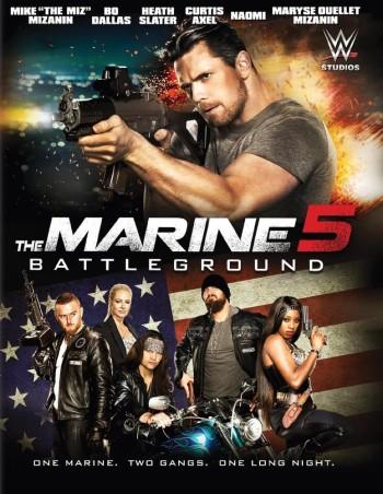 The Marine 5  Battleground (2017) 1080p BRRip x264-YTSAG