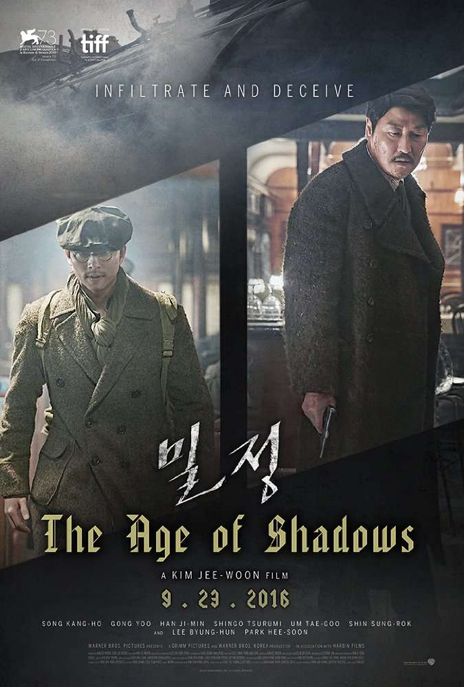 The Age of Shadows 2016 BluRay 1080p DD5 1 x265-d3g
