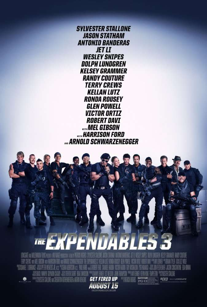 The Expendables 3 2014  10bit HDR BluRay x265 HEVCMZABI