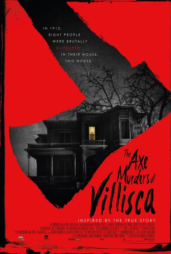 The Axe Murders Of Villisca 2016 BRRip XviD AC3EVO