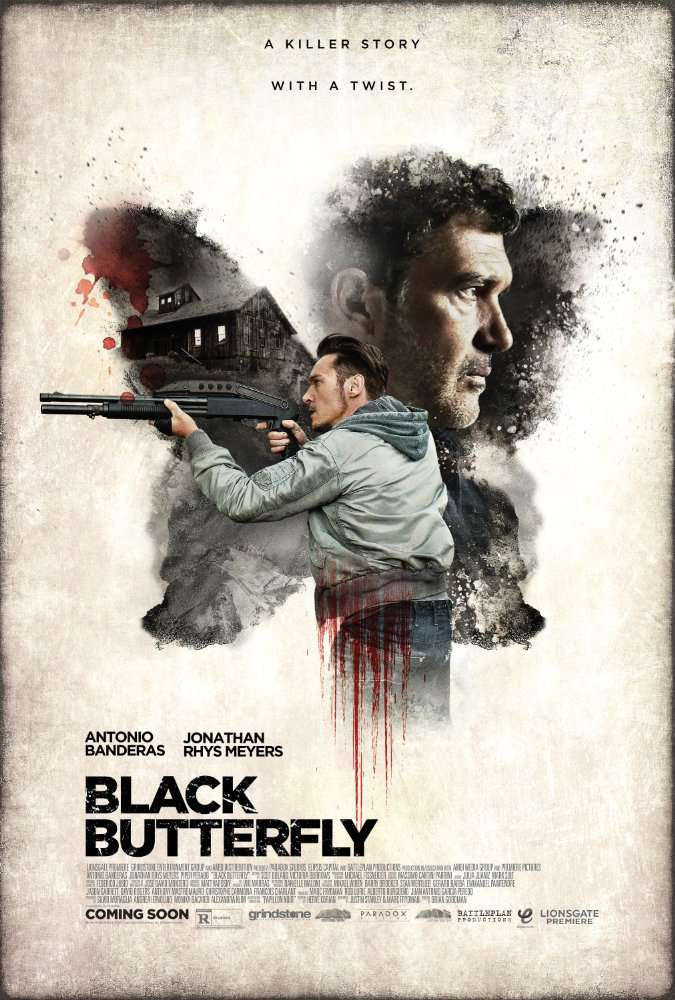 Black Butterfly 2017 HDRip x264 AC3Manning