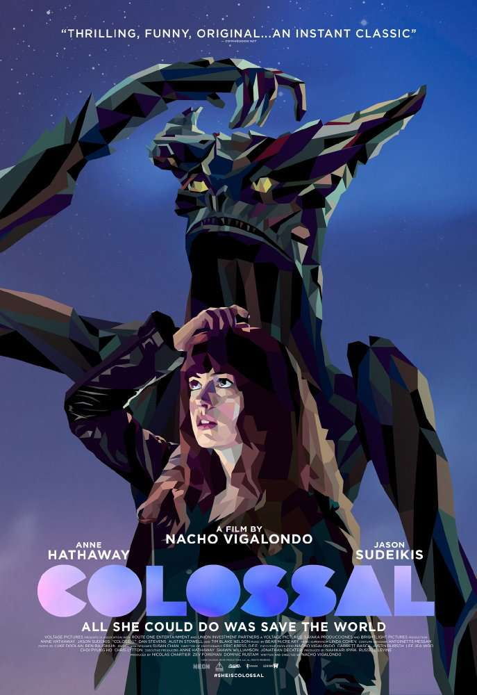 Colossal 2016 HDRip x264 AC3Manning