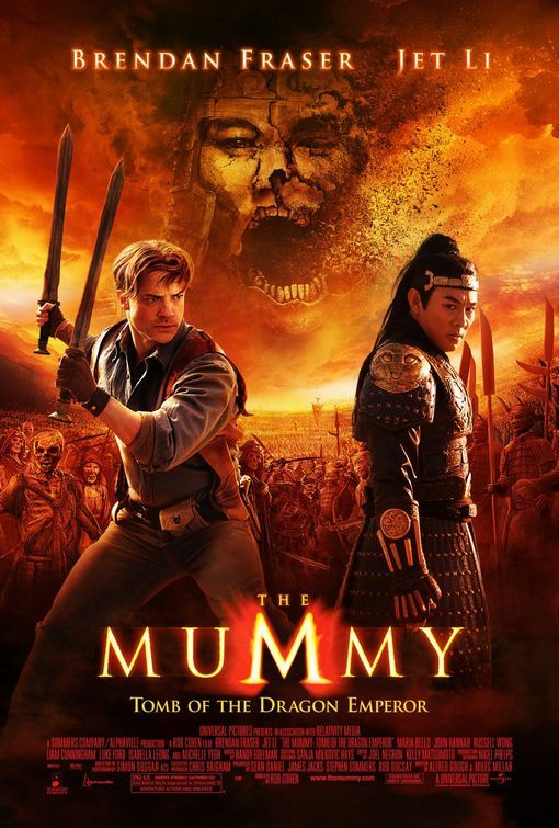 The Mummy  Tomb of the Dragon Emperor 2008 BluRay  DD5 1 H265d3g