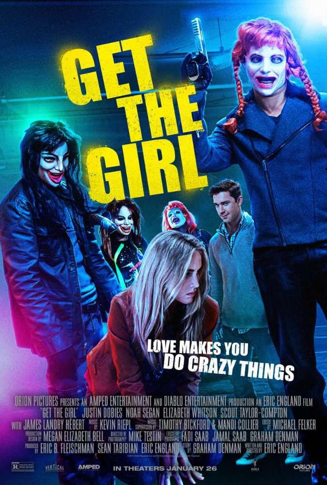 Get the Girl 2017 BDRip x264JustWatch