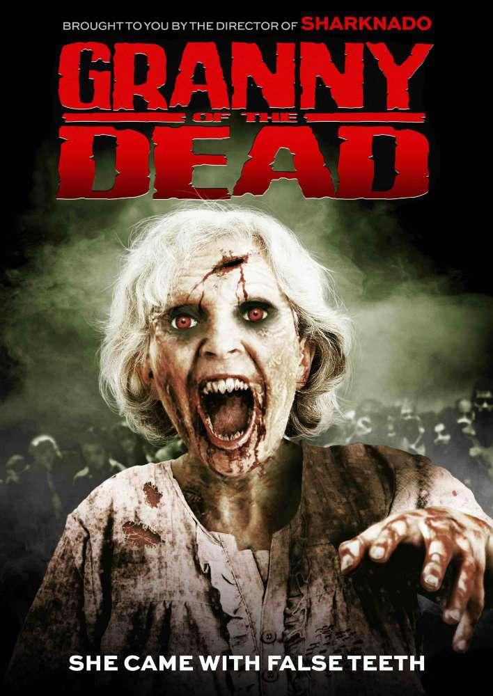 Granny of the Dead 2017 HDRip XviD AC3EVO