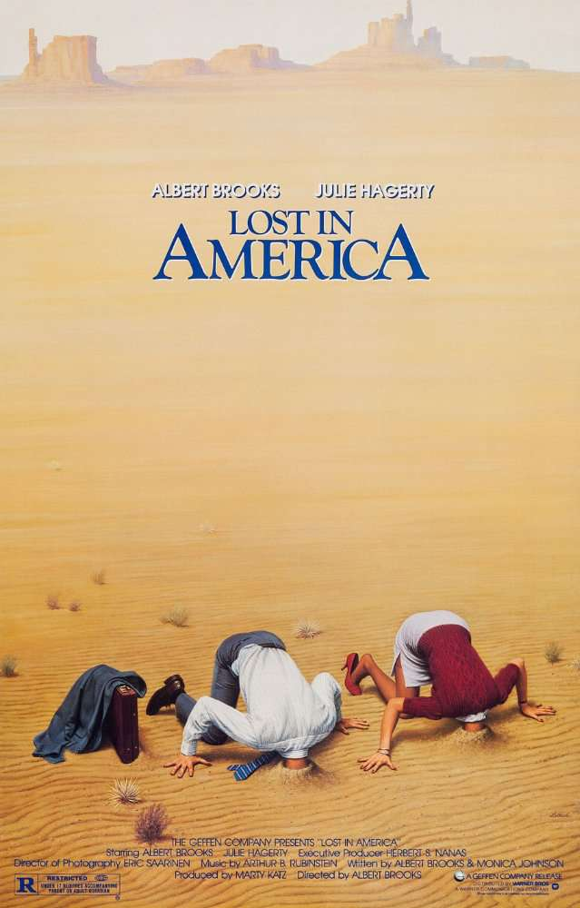 Lost in America 1985 REMASTERED BDRip x264DEPTH