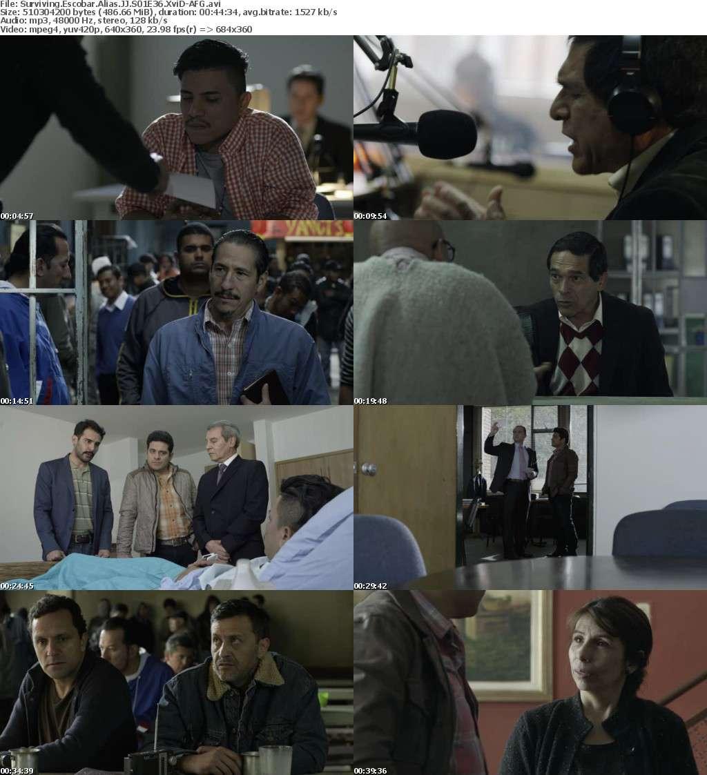Surviving Escobar Alias JJ S01E36 XviD-AFG