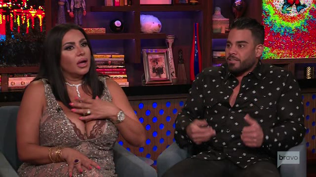Watch What Happens Live 2017 07 16 Mercedes Javid and Mike Shouhed XviD-AFG