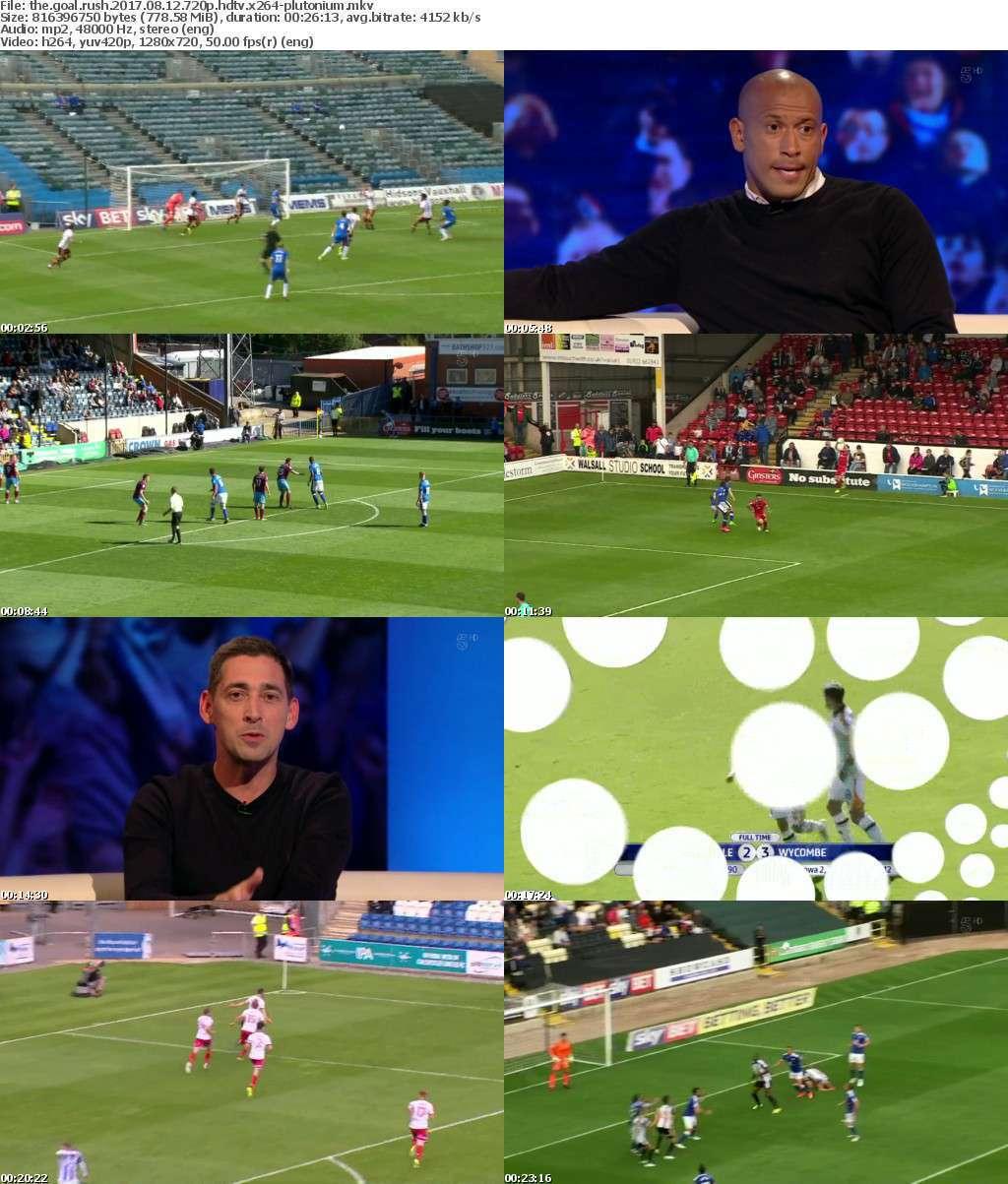 The Goal Rush 2017 08 12 720p HDTV x264-PLUTONiUM
