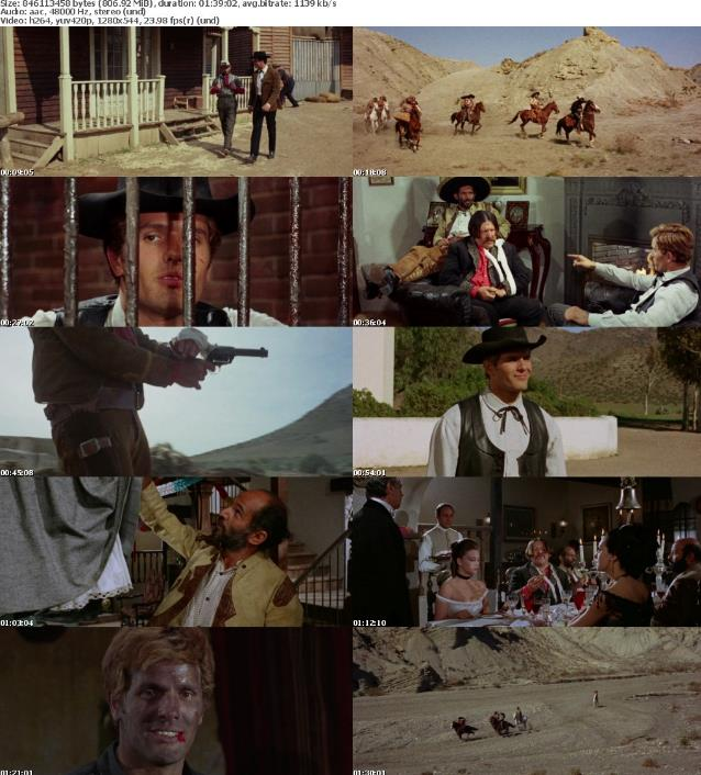 A Pistol for Ringo (1965) 720p BluRay x264-YIFY