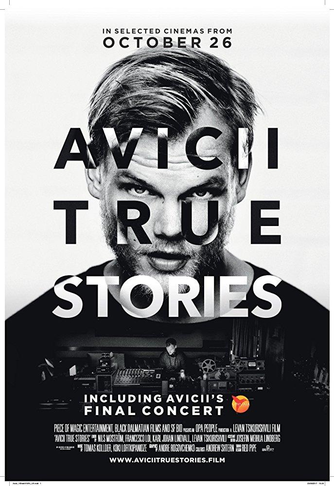 Avicii True Stories 2017 720p WEBRip XviD MP3-FGT