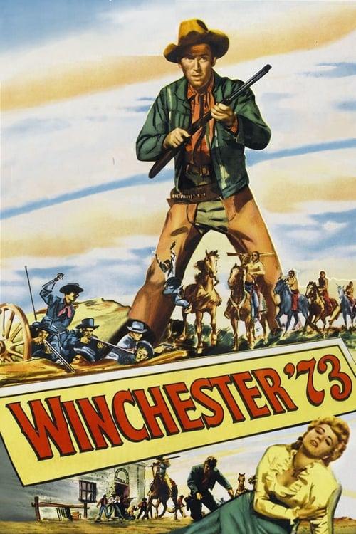 Winchester 73 1950 COMPLETE BLURAY-COASTER