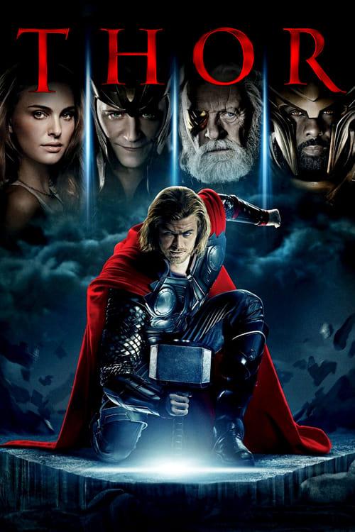 Thor 2011 1080p 3D FRA Blu-ray AVC DTS-HD MA 7 1