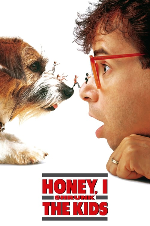 Honey I Shrunk the Kids 1989 BluRay 1080p DTS-HD MA 5 1 AVC REMUX-FraMeSToR