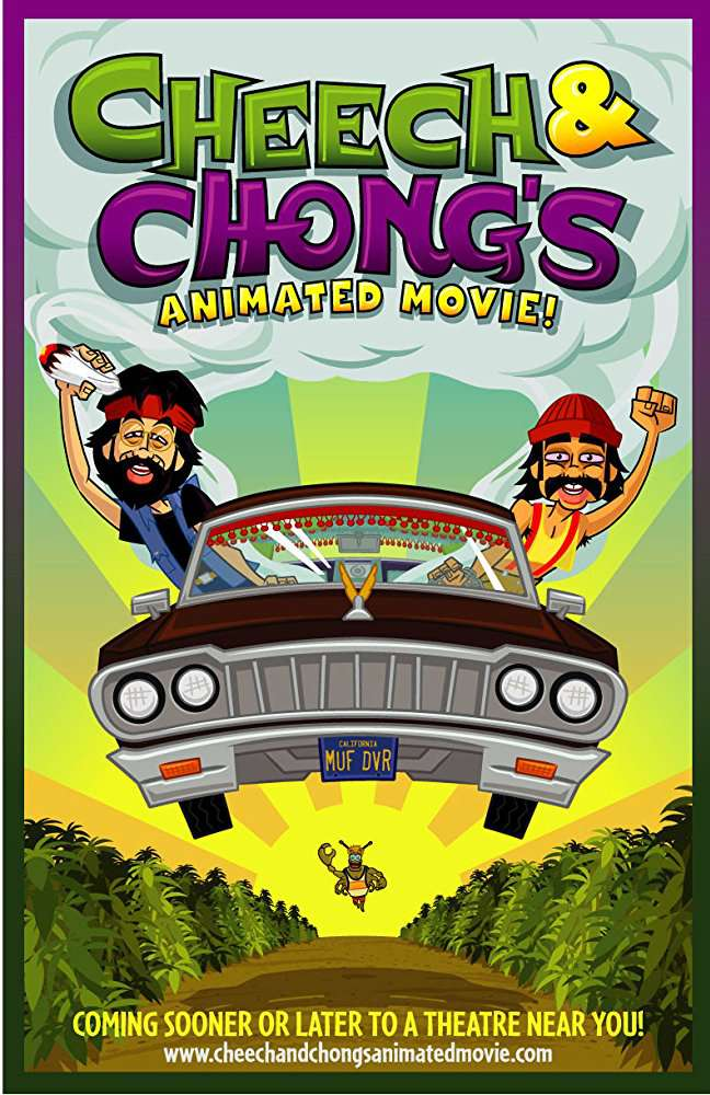 Cheech and Chongs Animated Movie 2013 BRRip XviD MP3-XVID
