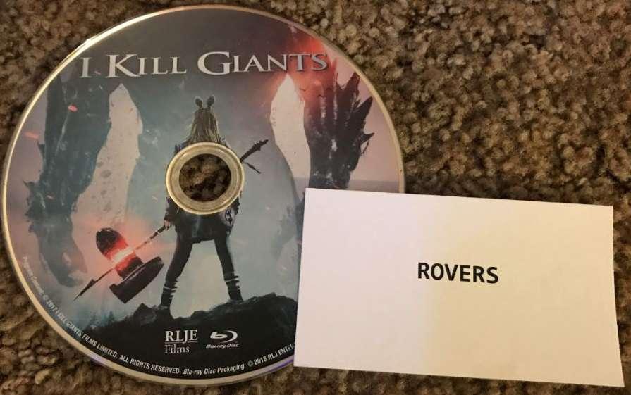 I Kill Giants 2017 720p BluRay x264-ROVERS