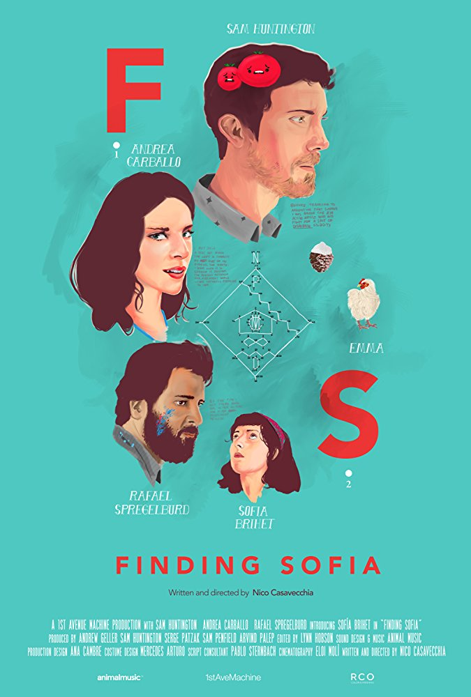 Finding Sofia (2016) [WEBRip] [1080p] YIFY