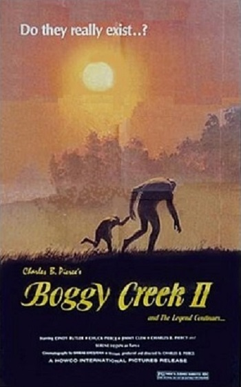 Boggy Creek II And The Legend Continues 1985 DVDRip XViD