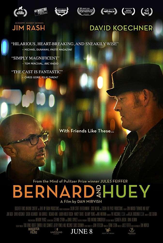 Bernard And Huey (2017) 1080p WEB-DL x264 AC3-eSc