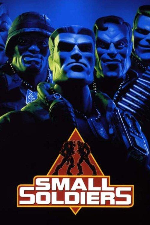 Small Soldiers 1998 DVD9 EN ES FR 5 1 DD WS 16 9 NTR