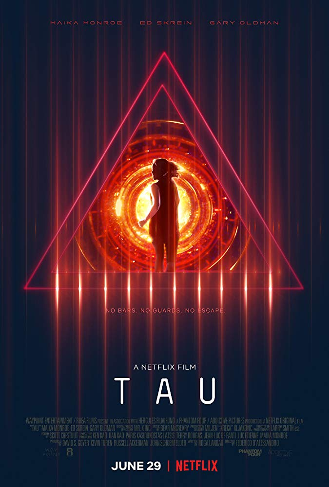 Tau (2018) 720p WEBRip x264 AAC MSubs - Downloadhub