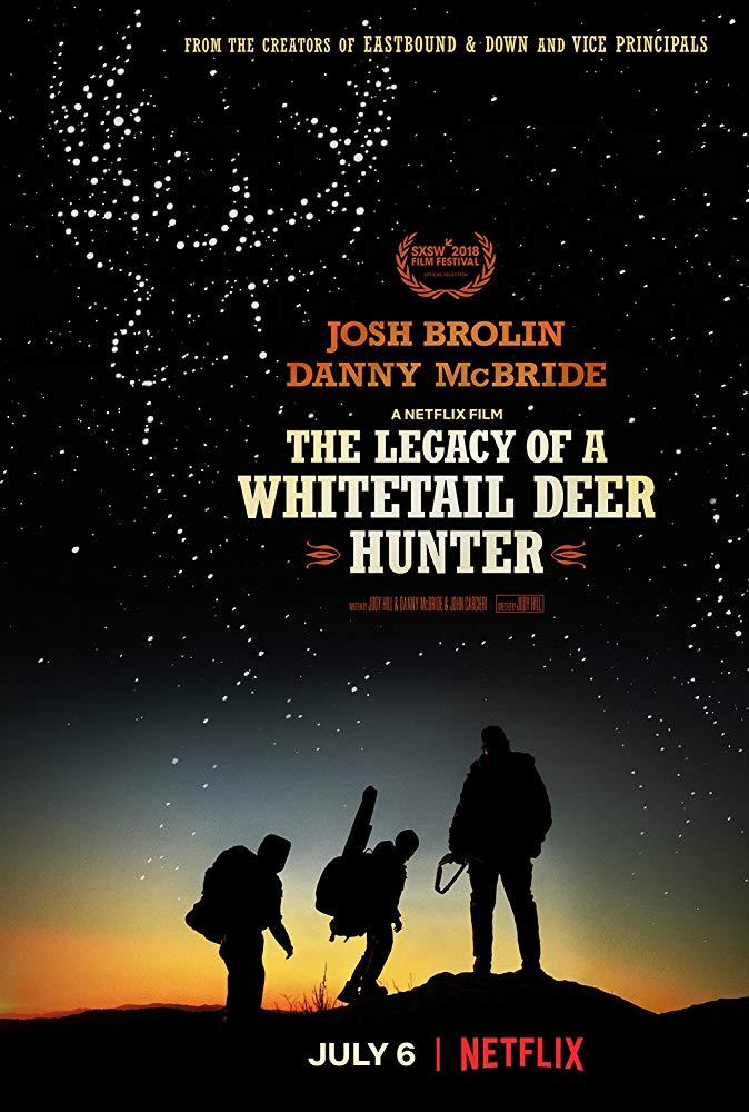 The Legacy of a Whitetail Deer Hunter (2018) HDRip AC3 X264-CMRG