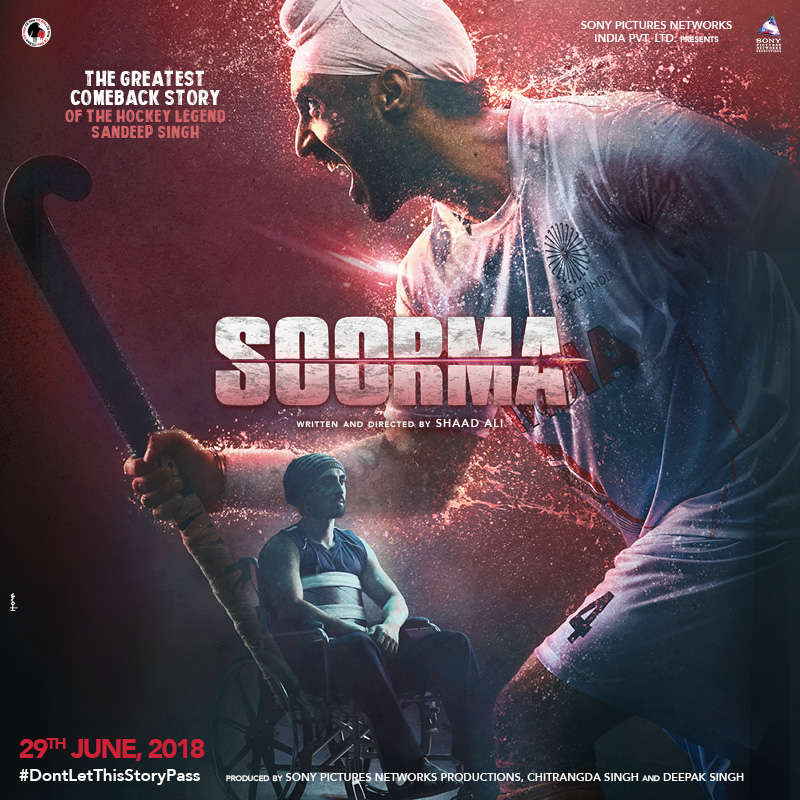 Soorma (2018) Hindi 720p PreCAM Rip x264 MW