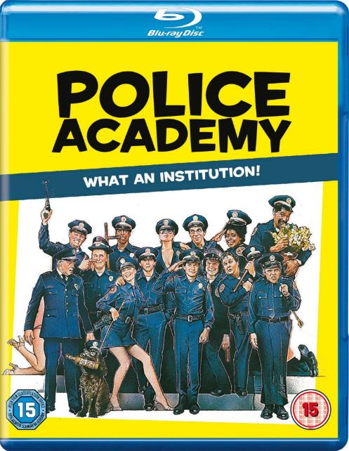 Police Academy (1984) 1080p BluRay H264 AC 3 Remastered-nickarad