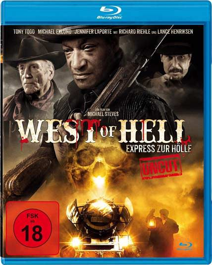 West of Hell (2018) UNCUT 720p BRRip x264-700MB-Movcr
