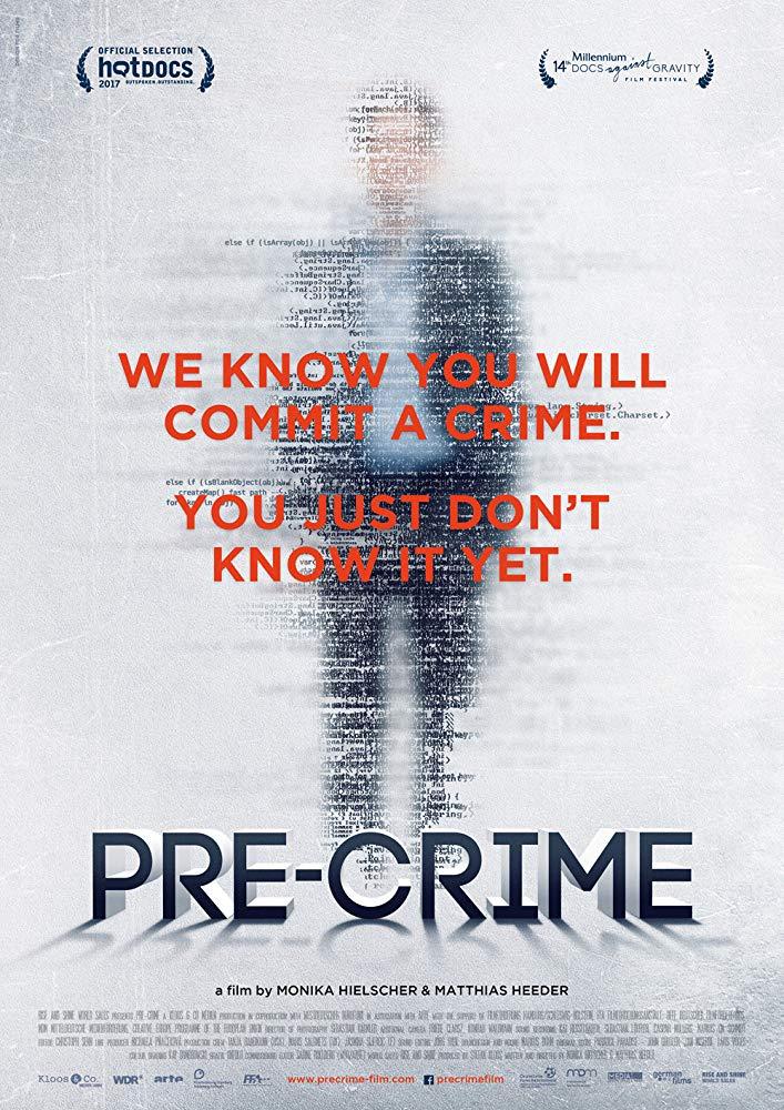 Pre-Crime 2017 DOCU WEB-DL XviD AC3-FGT