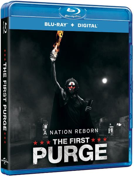 The First Purge (2018) NEW 720p HDCAM AC3-24HD