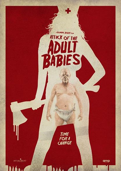 Adult Babies (2017) BRRip AC3 X264-CMRG