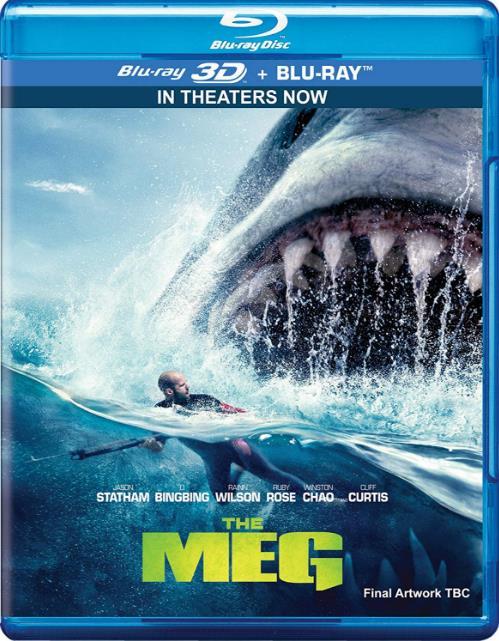 The Meg (2018) 720p HDCAM x264 Dual Audio [Hindi+English] 1GB-DLW