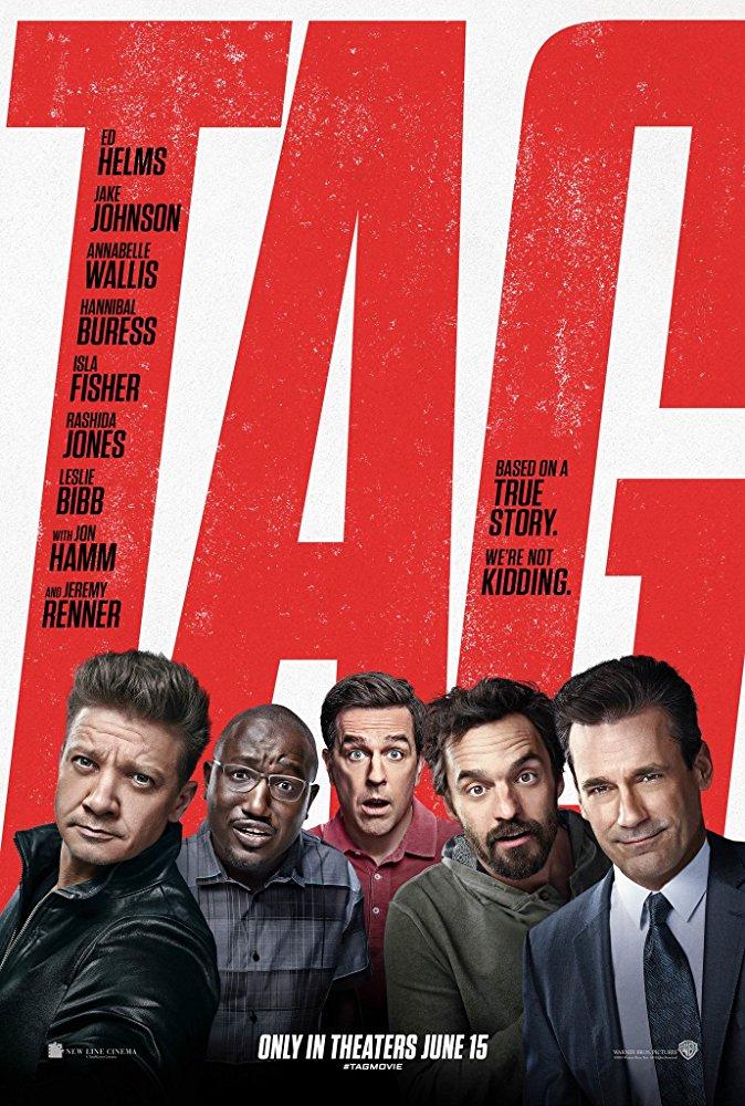 Tag (2018) 720p BluRay x264 AAC ESubs - Downloadhub
